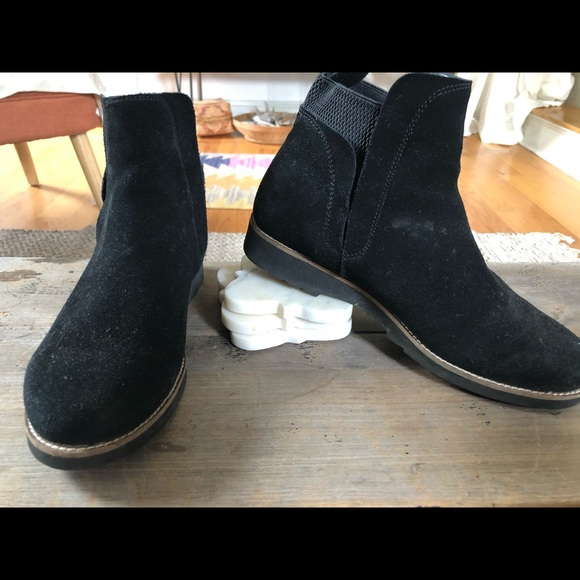 Chelsea Waterproof Black Ankle Boots 85